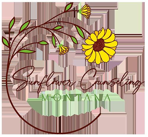 Sunflower Counseling Logo